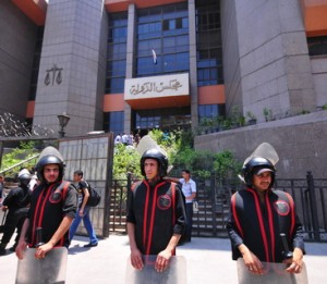 The Supreme Administrative Court of the State Council, headed by Judge Ali Fikri, overturned the Justice Minister's decision to grant military police and intelligence the right to arrest civilians on Tuesday.