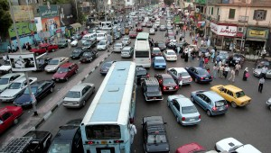 Car market in Egypt has slowed significantly because of political uncertainty
