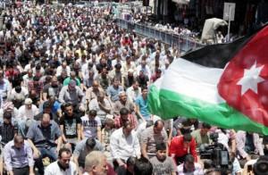 Jordan protesters brave heat wave to demand reforms