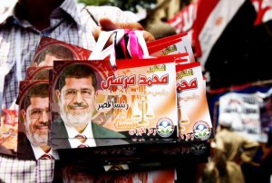 Morsi's narrow margin of victory my mean that even his own support base fragments