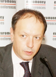 Richard Banks , Director for MENA/Emerging Markets, Euromoney Conferences