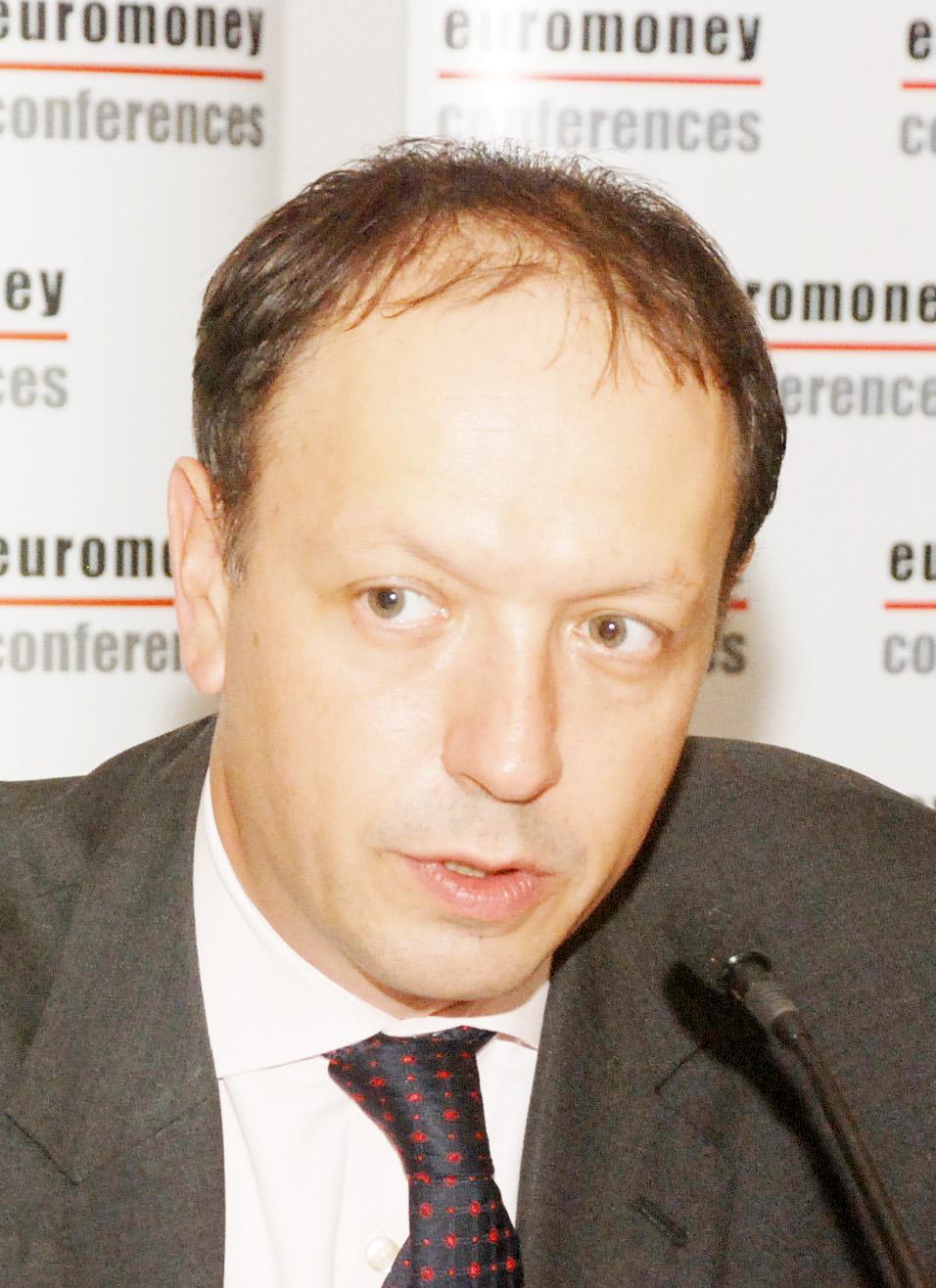 Richard Banks , Director for MENA/Emerging Markets, Euromoney Conferences