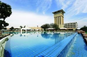 Movenpick Hotel in Egypt's Aswan
