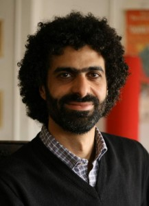 DNE Editor-in-Chief Maher Hamoud