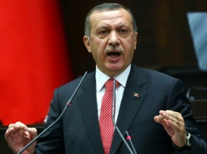 Turkey's Prime Minister Tayyip Erdogan (AFP File Photo)