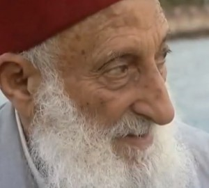 A still from a documentary about the life of Hafez Salama aired on Al-Jazeera Arabic