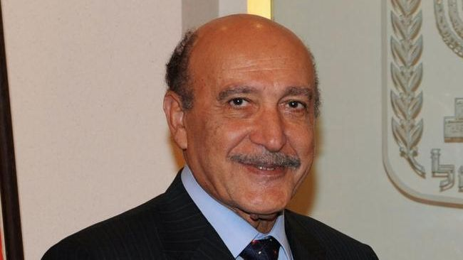 Omar Suleiman, the former minister of intelligence of Egypt, in this file photo from AFP