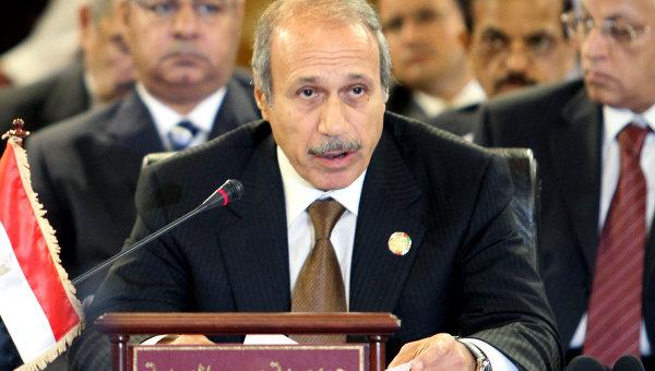 Former Minister of the Interior Habib El Adly (file photo: AFP)