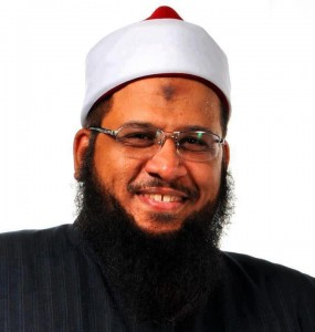 Mohamed Yousri Ibrahim, seen here, has come under scrutiny following his appointment as Minister for Religious Endowments
