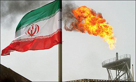 Iranian oil production (AFP)