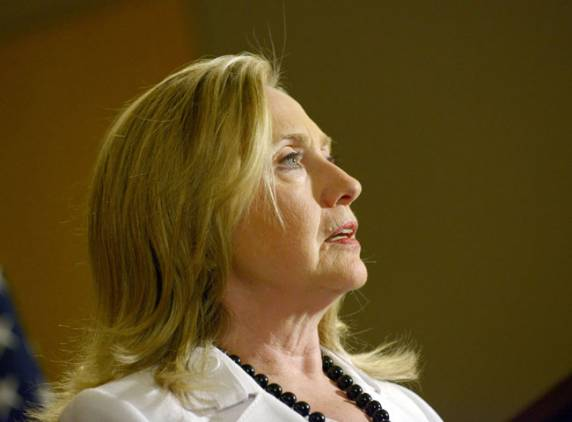 US Secretary of State Hillary Clinton (AFP/Photo)