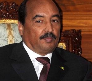 Mauritanian President Mohamed Ould Abdel Aziz - AFP Photo