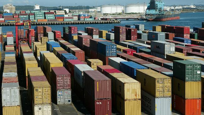 the customs authority plans to impose stricter oversight on Chinese imports (AP PHOTO)