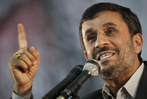 Iranian President Mahmoud Ahmadinejad travelled to Mecca for a summit being held by the Organisation of Islamic Cooperation (AFP PHOTO)