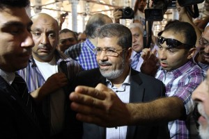 Under the proposed emergency laws President Morsy would assume a wide range of extraordinary powers Mohamed Omar