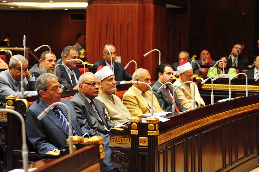 Constituent assembly members gather for a meeting (File photo) Hassan Ibrahim