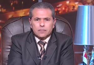 Al-Fara'een station manager Tawfiq Okasha DNE Archivr