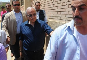 Former presidential candidate Ahmed Shafiq (File photo) Mohamed Omar
