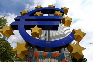 Spain's short-term borrowing costs have tumbled as it raised $5.6 billion (Daniel Roland /AFP)