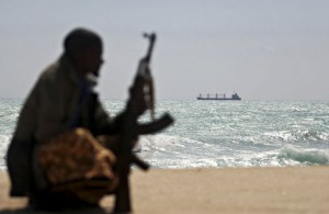 Although pirate activities off the coast of Somalia have gathered the most media attention, gangs also operate in the seas off Benin and Togo AFP PHOTO / Mohamed Dahir