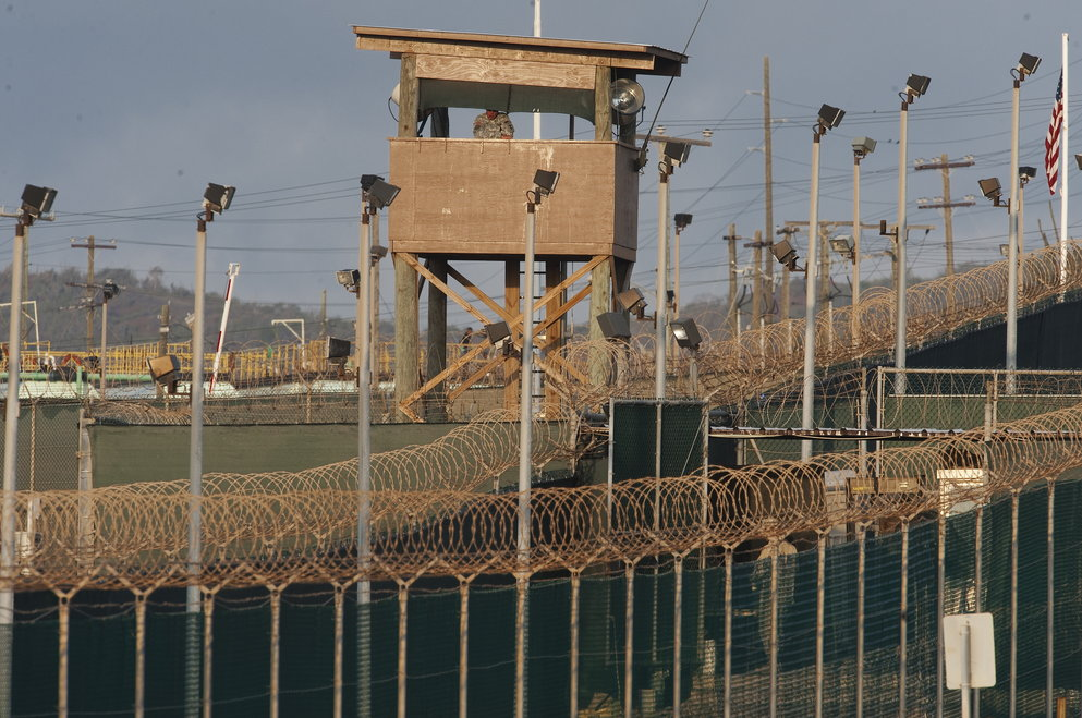 Guantanamo bay detention facility where Tarek Mahmoud Ahmed Al-Sawah is still being held (File photo) AFP PHOTO