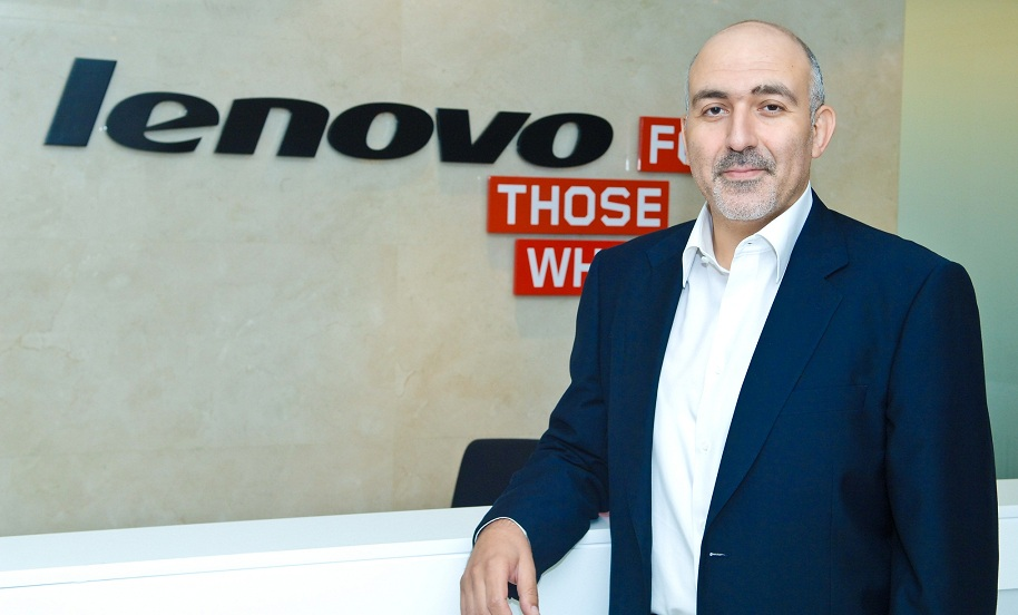 Yasser Shaheen, Lenovo country manager Egypt