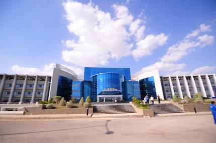Nile University disputed campus (File photo) Hassan Ibrahim / DNE Hassan Ibrahim
