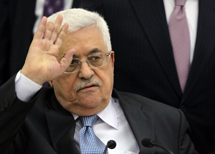 Security personnel from the government of Palestinian president Mahmud Abbas took 71 West Bank Palestinians into custody (File photo) AFP PHOTO/ABBAS MOMANI