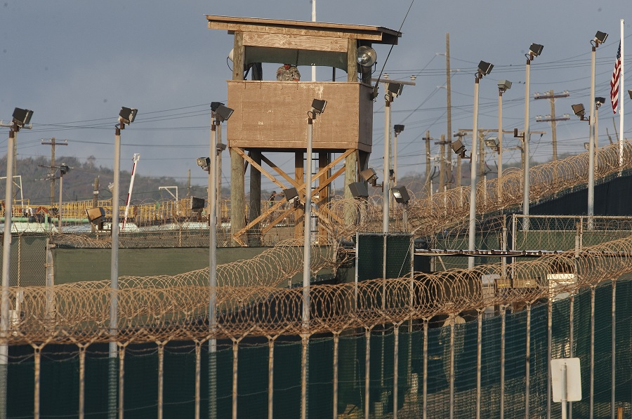 US Military Prison at Guantanamo Bay (File photo) AFP PHOTO