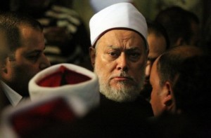 Egypt's Grand Mufti Ali Gomaa AFP PHOTO