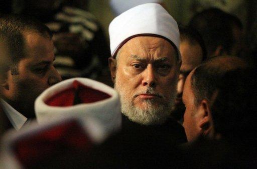 Egypt's Grand Mufti Ali Gomaa AFP PHOTO