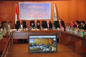 Conference discusses the issues surrounding contempt of religion Hassan Ibrahim