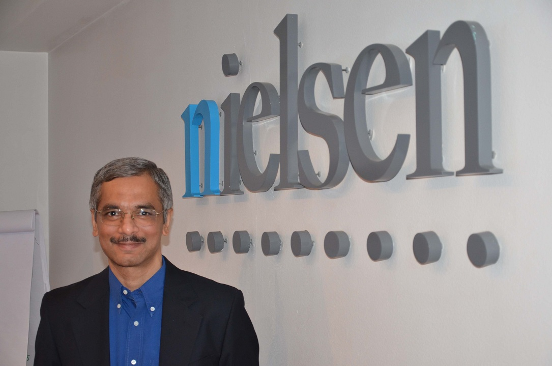 Managing Director of Nielsen Egypt Ram Mohan Rao