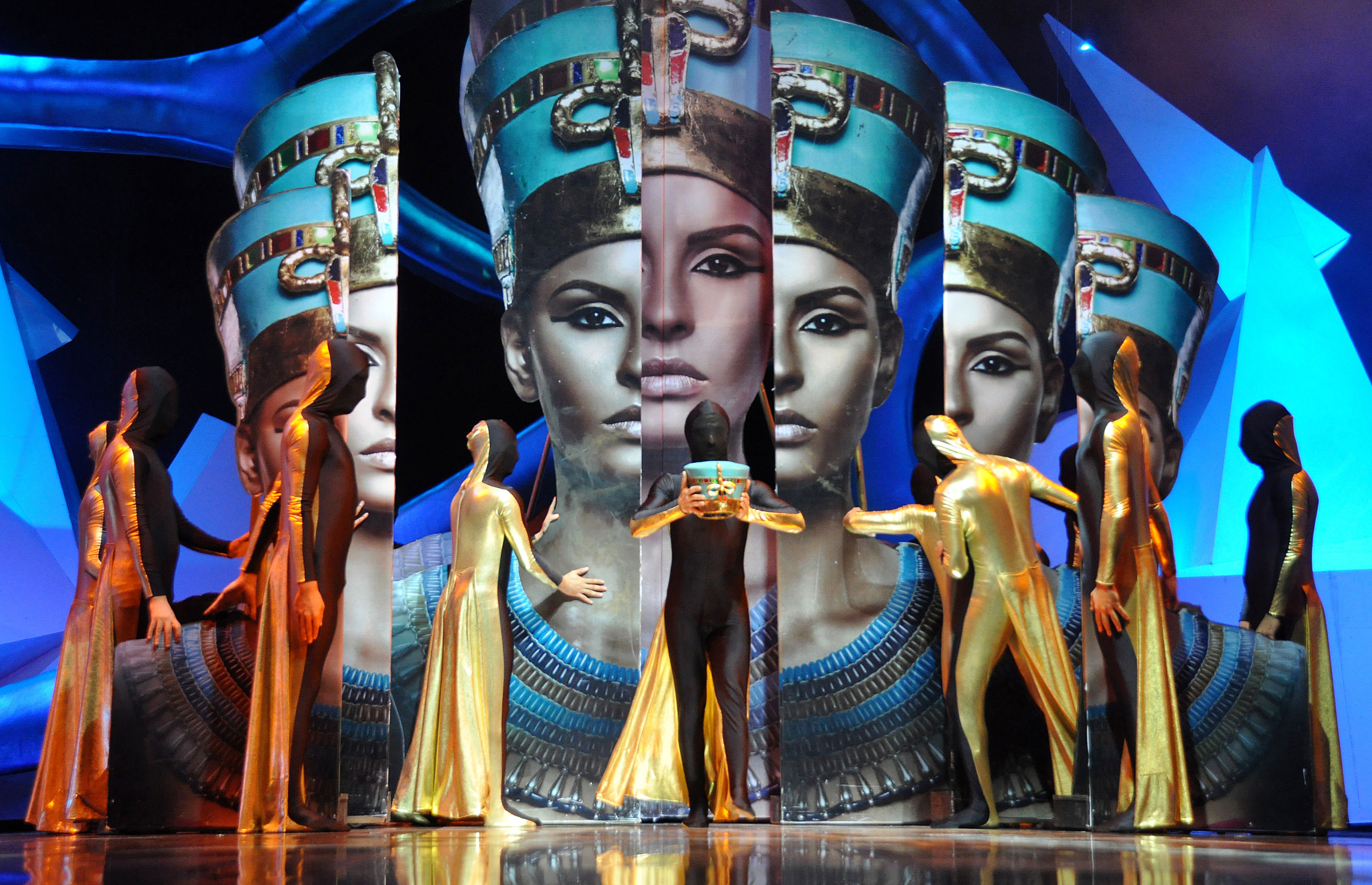 Liên hoan phim Cairo, Ai Cập