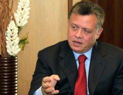 Abdullah II, King of Jordan AFP Photo
