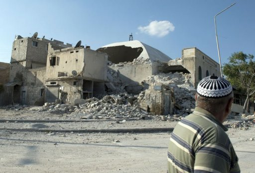 The Syrian crisis affects Egyptians AFP/File, Miguel Medina