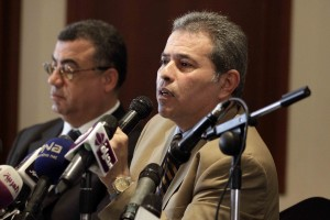 The court case against Tawfiq Okasha's was adjourned until November (File photo) Mohamed Omar