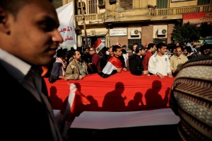 The groups and political parties have signed a statement calling for Arab governments to release political prisoners and to act to end the Syria crisis Daily News Egypt