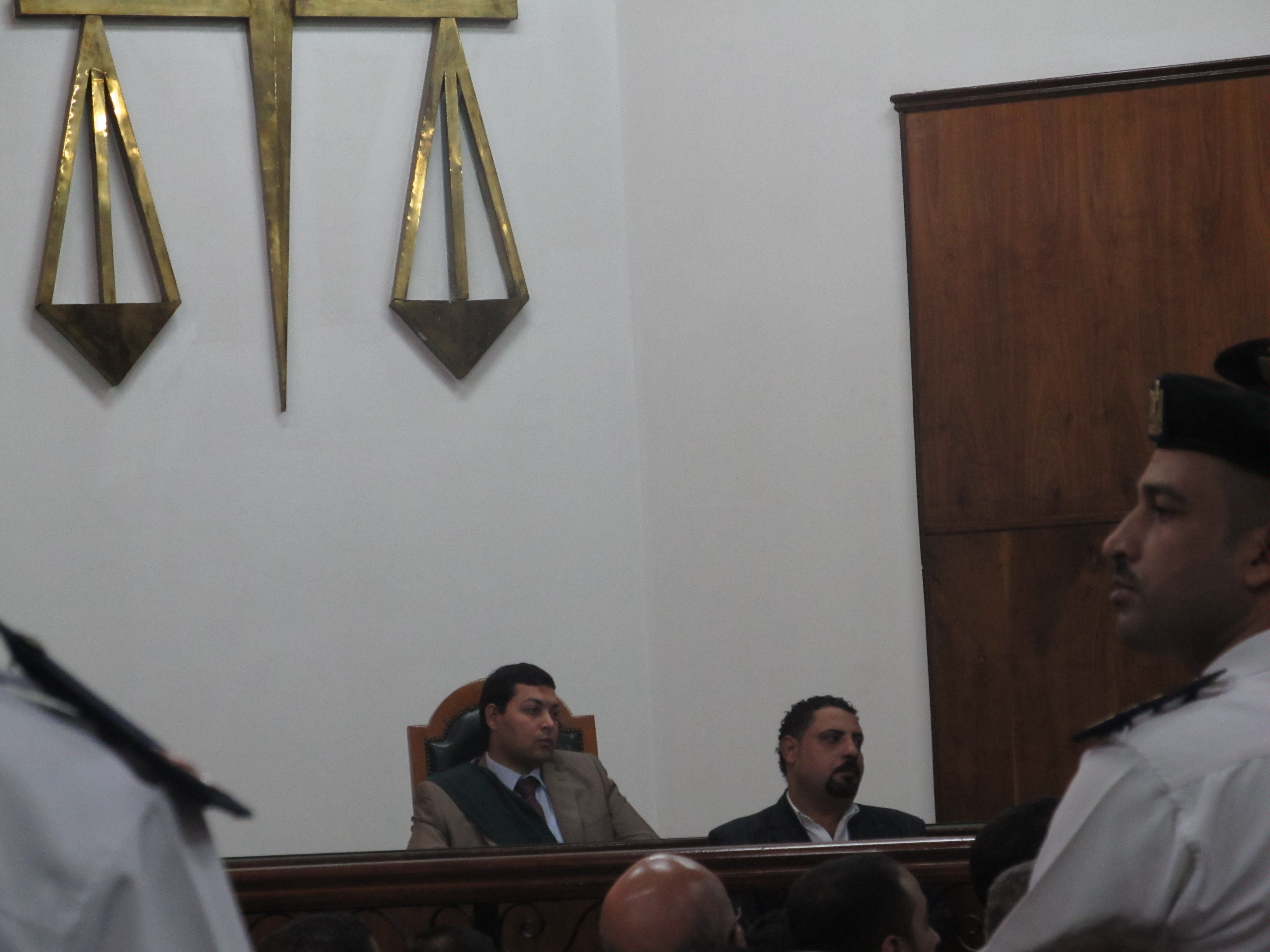 The Nile University case postponed until 11 November (Photo by Rana Muhammad Taha)