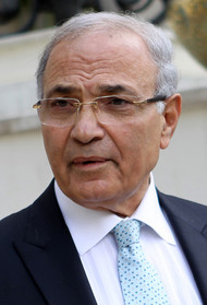 Shafiq claims that charges against him are slanderous. AFP photo