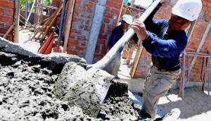Demand on cement has plummeted leading prices downwards during the past months. (AFP PHOTO)