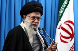Ayatollah Ali Khamenei has been Iran's supreme leader since 1989 (AFP/Khamenei.Ir/File)
