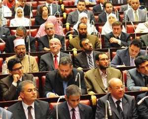 The Constituent Assembly has resolved some controversial issues. PHOTO BY HASSAN IBRAHIM)