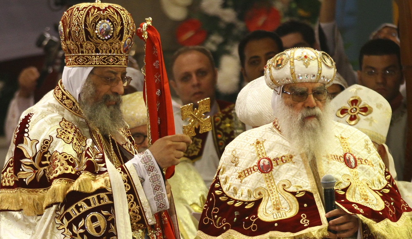 Pope Tawadros II appointed as the 118th pope of the Coptic Orthodox Church Ahmed El-Malky