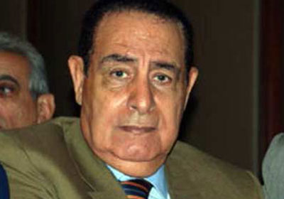 Sami Mahran, former secretary general of the dissolved People's Assembly. (DAILY NEWS EGYPT)
