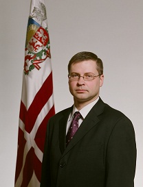 Dombrovskis foresees continued high level cooperation between Egypt and Latvia. (Photo courtesy of Latvian prime minister's office)