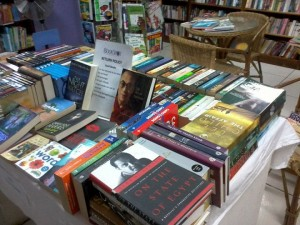 The Bookspot in Maadi Courtesy of the Bookspot Facebook page