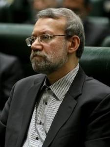 Parliament speaker confirms Iran sent military aid to Hamas. (AFP PHOTO / ATTA KENARE)