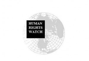 HRW released a report on Monday condemning the constitutional decree. (HRW logo)