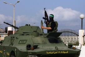 Hamas seized control of the Gaza Strip in 2007. (AFP PHOTO / FILE PHOTO, Mahmud Hams)